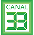 canal 33 logo